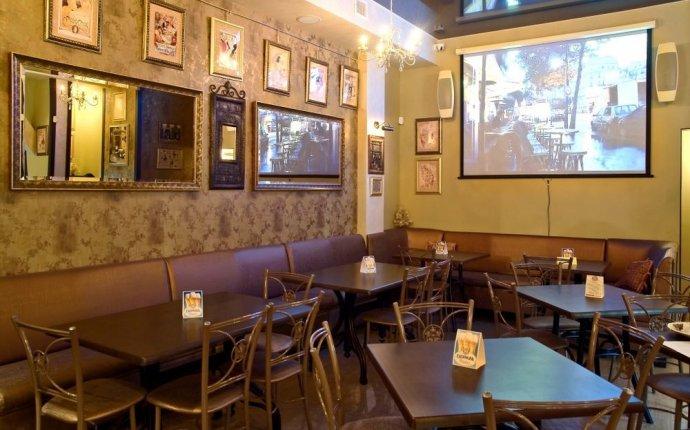 Рестораны, кафе, бары - особенности меблировки | DECO