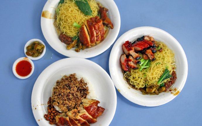 В Сингапуре торговец уличной едой получил звезду Мишлен: mumivalya
